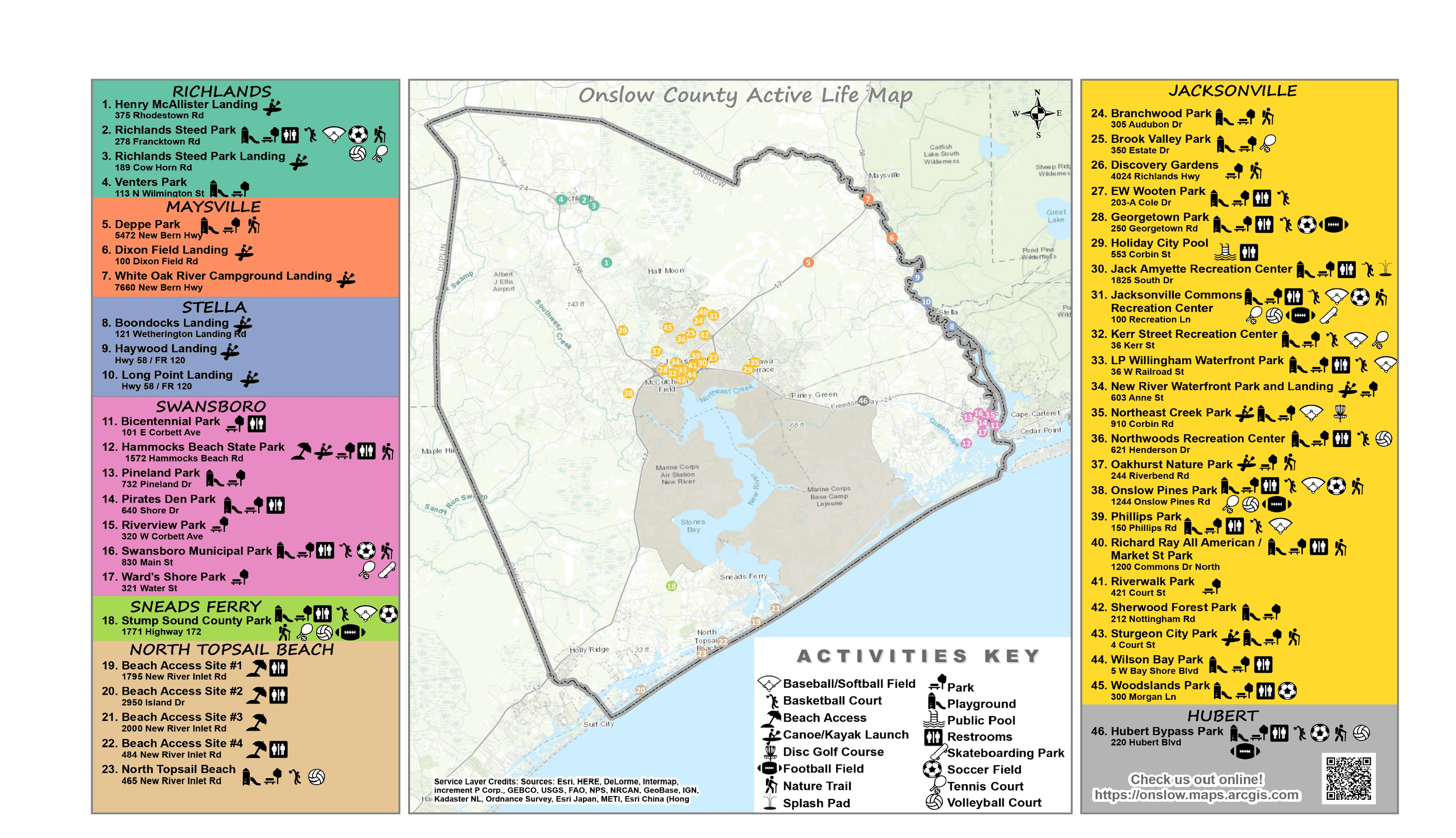 Active Living Map 2