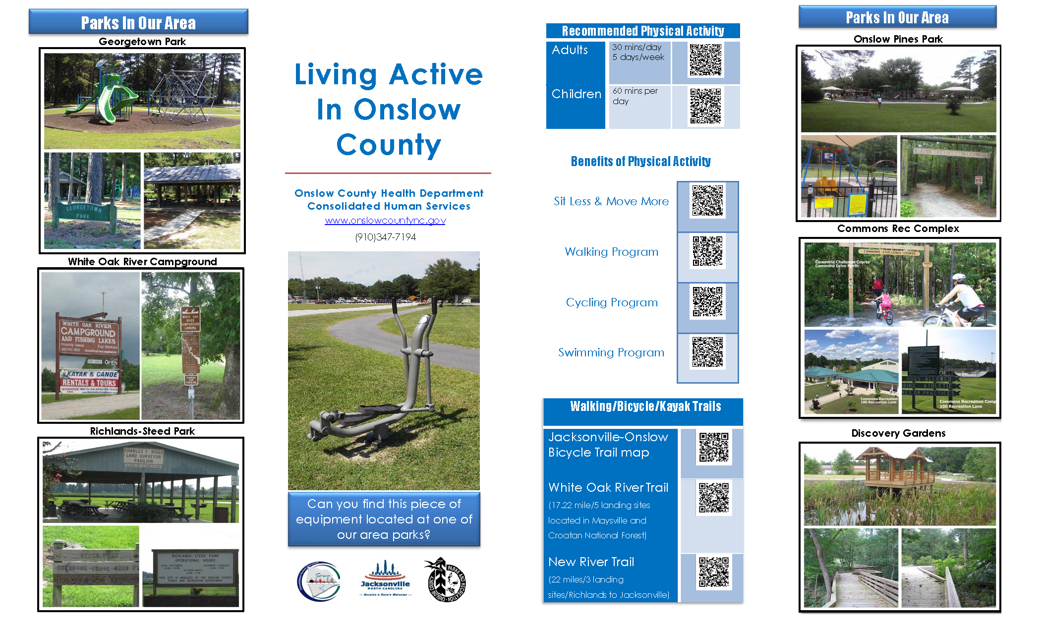 Active Living Map 1