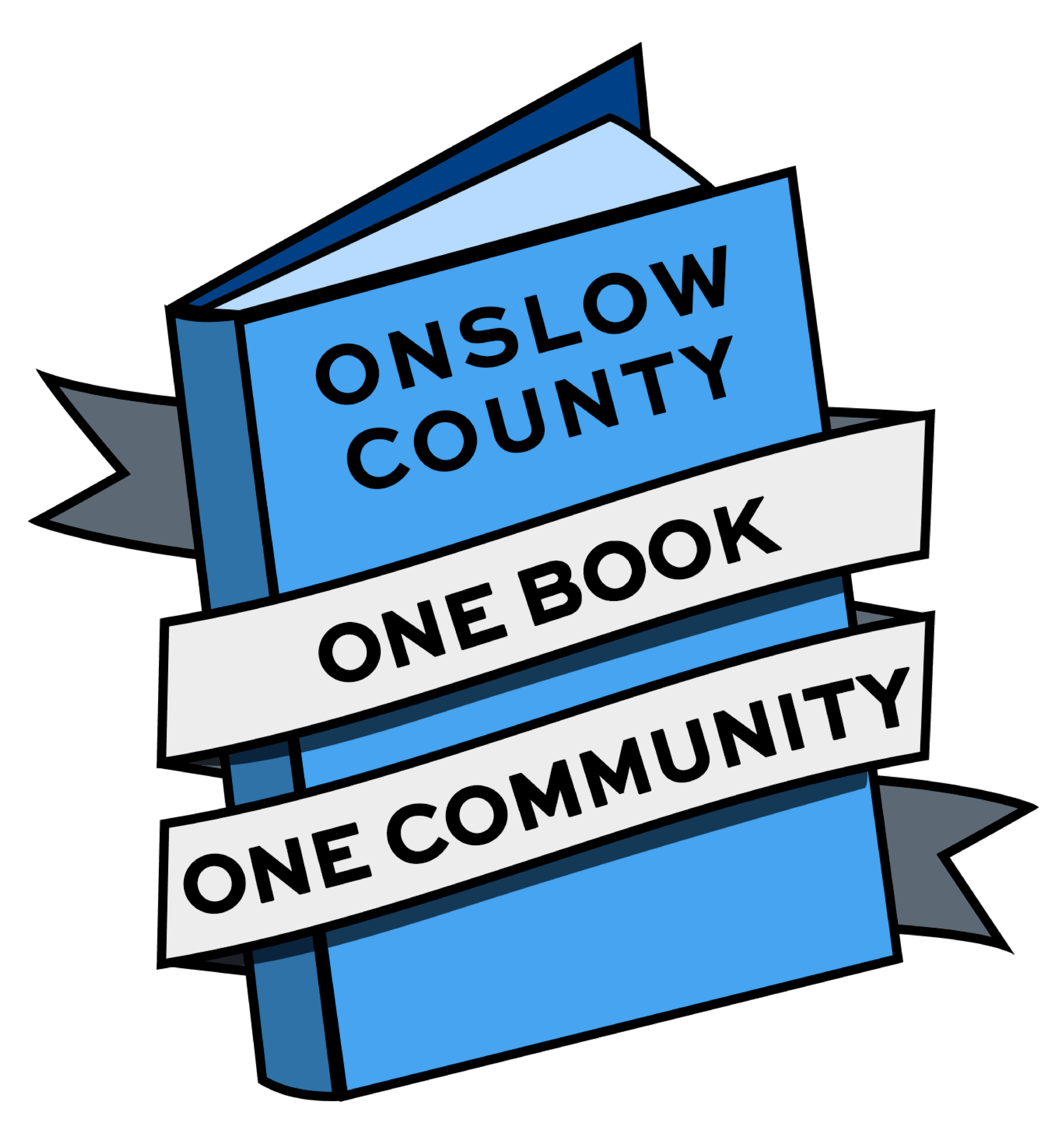 One Book, One Community Logo