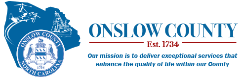 Website Logo Onslow County
